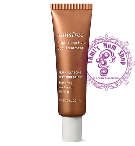 Tinh chất 3 Trong 1 Innisfree Brightening Pore Spot Treatment