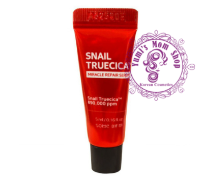 (Mini Size) Tinh Chất Some By Mi Snail Truecica Miracle Repair Serum 5ml
