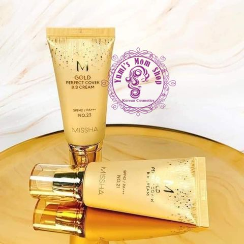 Kem Missha M Gold Perfect Cover BB Cream