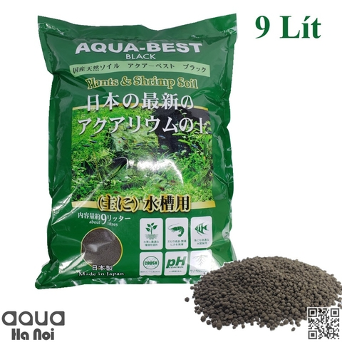 Phân AquaBest Black 9L