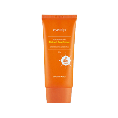 KCN Pure Perfection Natural Sun Cream SPF50+/PA+++