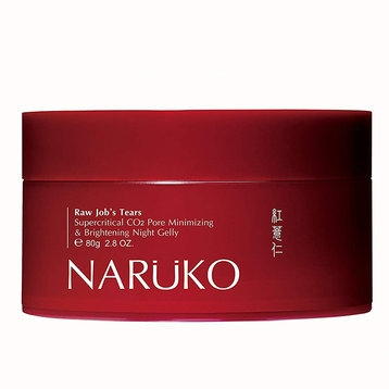Mặt Nạ Ngủ Ý Dĩ Naruko Raw Job's Tears Night Gelly 80g