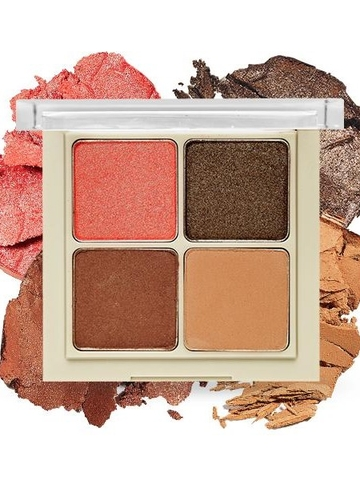 Phấn mắt 4 ô Etude House Blend For Eyes 8g