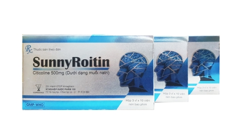 SunnyRoitin 500mg