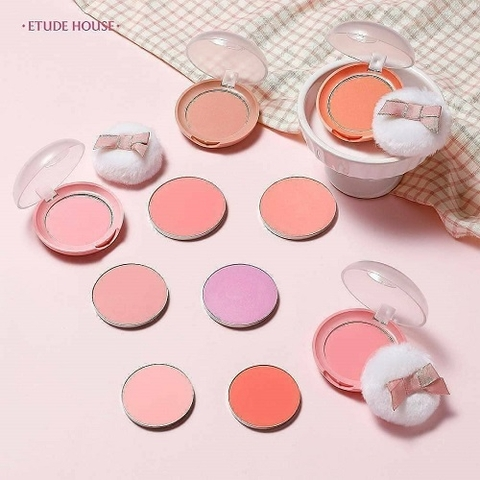 Phấn Má Hồng Etude House Lovely Cookie Blusher