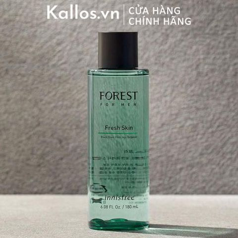 Nước Hoa Hồng Innisfree Forest For Men Fresh Skin