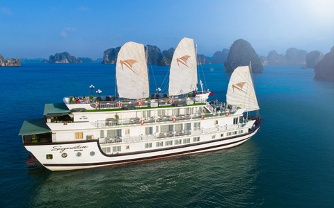 Over View with Signature Halong Cruise