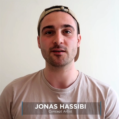 Jonas Hassibi Video Tutorial - 3dtotal
