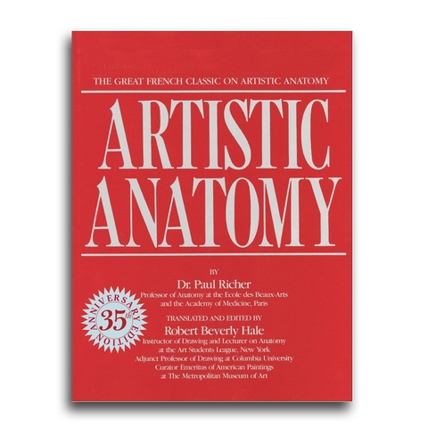 Artistic Anatomy (Practical Art Books)