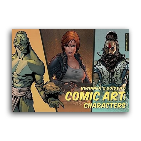 Beginner's Guide to Comic Art: Characters
