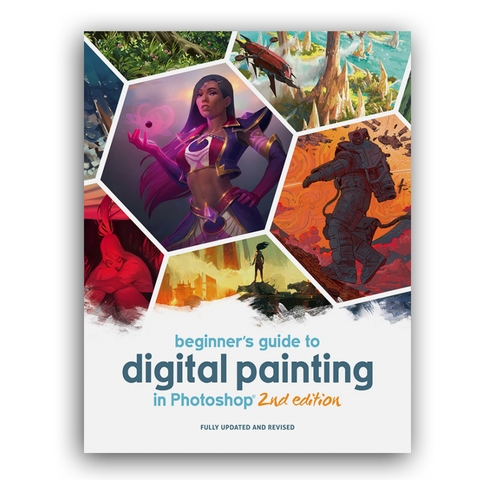 Beginner's Guide to Digital Painting in Photoshop 2nd Edition