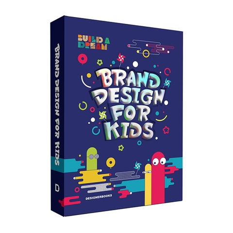 Build a Dream3: Brand Design for Kids