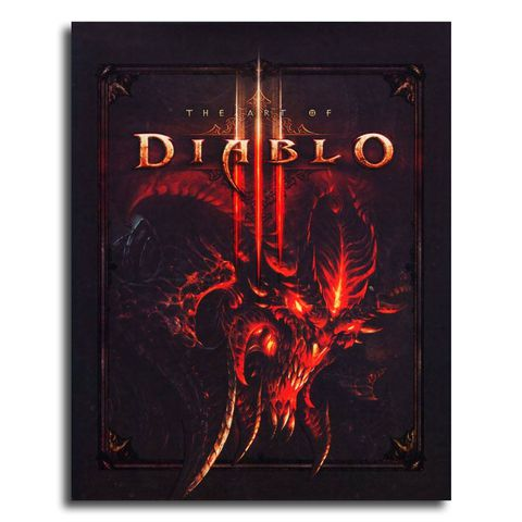 Art of Diablo III