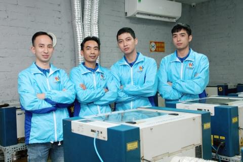 sản xuất và cung cấp thiệp nổi 3d