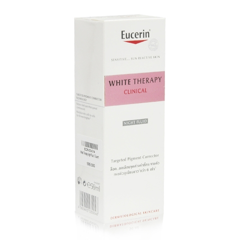 White Therapy Night Fluid - Eucerin 63047