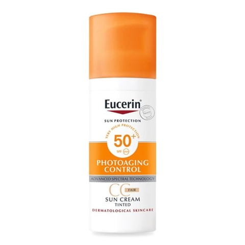 Eucerin Photoaging Control Tinted CC Fair SPF 50+