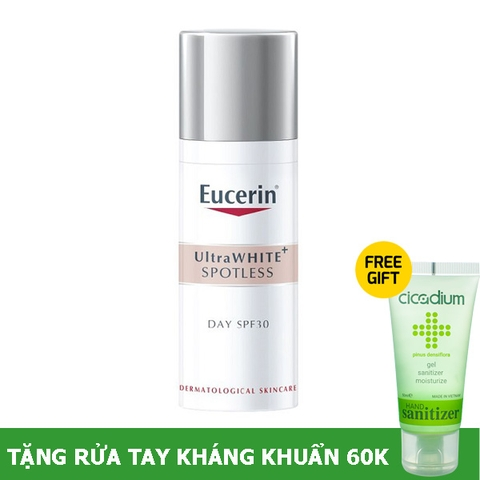 Eucerin Ultra White DAY SPF30 50ml