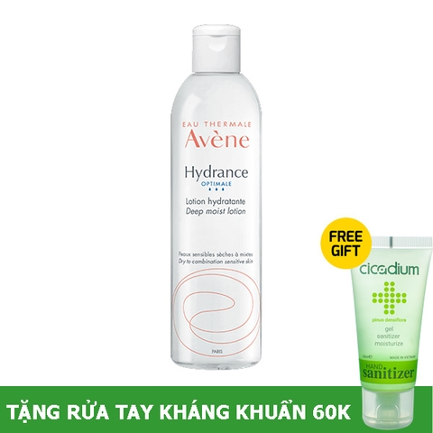 Avene Hydarnce Optimale Deep Moist Lotion