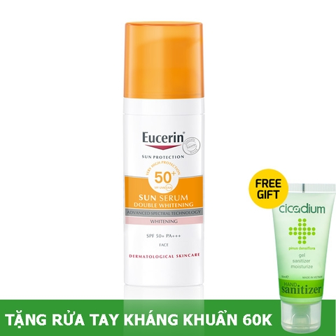 Eucerin Double whitening SPF 50+ 50ml