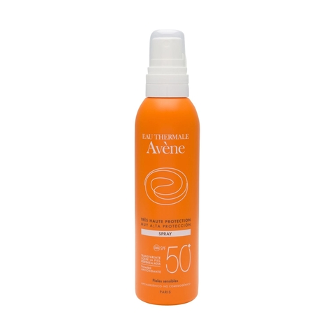 Protection Spray SPF50+ 200ml Avene