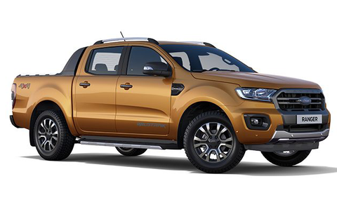 RANGER WILDTRAK 2.0L AT 4X2 2020