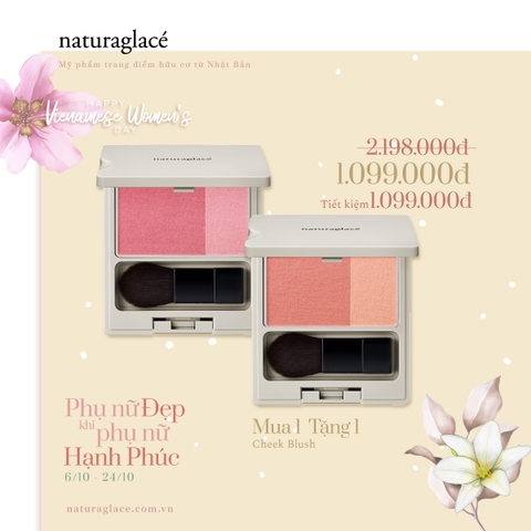COMBO PHẤN CHEEK BLUSH