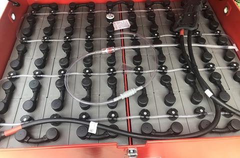 ắc quy xe nâng điện 4 tấn heli