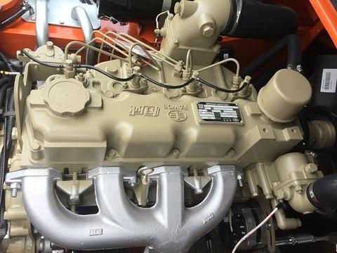 động cơ Xichai CA6110 lắp trên xe nâng 5 tấn