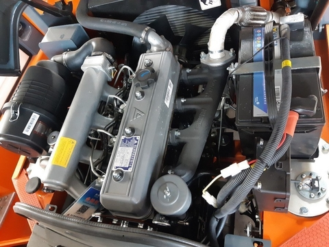 xe nâng dầu 3.5 tấn heli