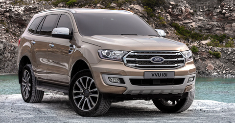 FORD EVEREST 2.0L 4x2 Titanium