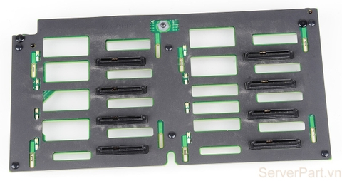 10069 Bo mạch ổ cứng Dell Backplane hdd T610 T710 8 port 0F313F