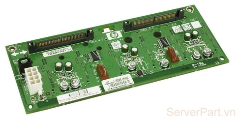 10147 Bo mạch ổ cứng HP Backplane hdd ML350 G5 6 port 390547-001 365668-001