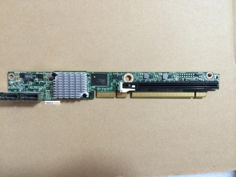 10222 Bo mạch Riser HP DL360e G8 Gen8 (pci-e x16) as 647412-001 sp 685185-001