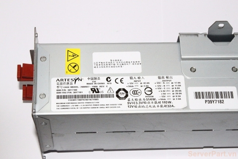 10339 Bo mạch IBM Power cage x226 514w 39Y7180 39Y7181
