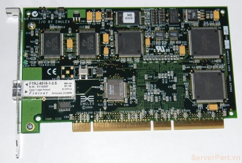 10478 Card HBA FC pci-x Emulex LP9002-E 2Gb 1 port FC SFP LP9002-E