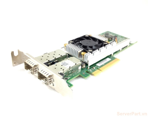 10587 Card nic Dell Broadcom 57810S 10GbE 2 port FC SFP 0Y40PH BCM57810S