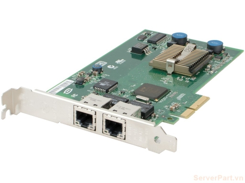 10590 Card nic Dell Intel 1000PT 1Gb 2 port RJ45 0XF111