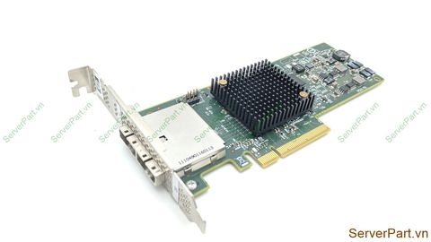 10741 Card HBA sas HP H221 sas9207-8E 6G 2 port 8088 660087-001 638836-001 650931-B21