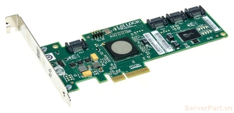 10754 Card Raid HBA sas HP sas3041E 4 port sata 431103-001 405272-003