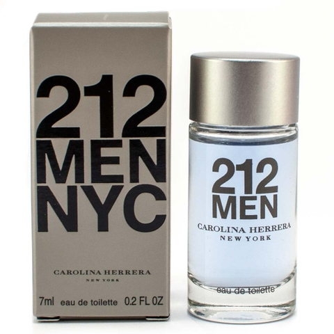 NƯỚC HOA Carolina Herrera 212 Men NYC 7ml (EDT)