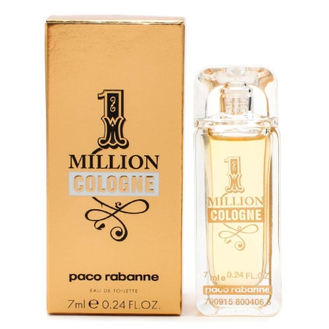 Nước hoa Paco Rabbanne - 1 Million Cologne 7ml (EDT)