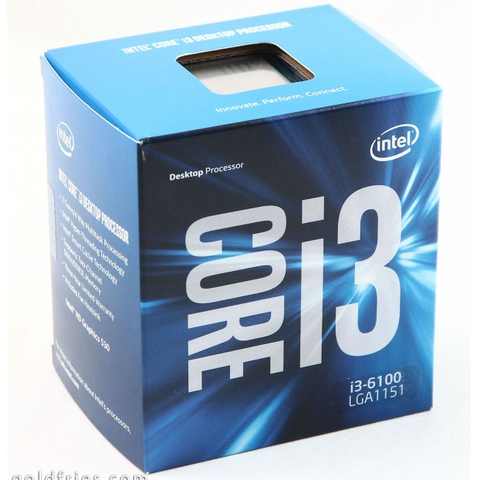 CPU INTEL CORE I3 6100 (3M CACHE/ 3.70 GHZ)