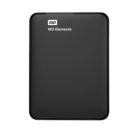 Ổ CỨNG DI ĐỘNG HDD Western Elements 1TB Box USB 3.0