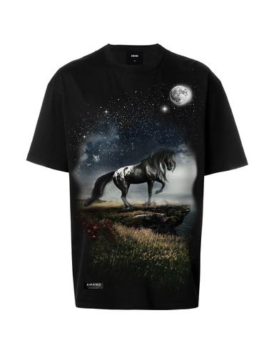 Horse & The Moon T-Shirt