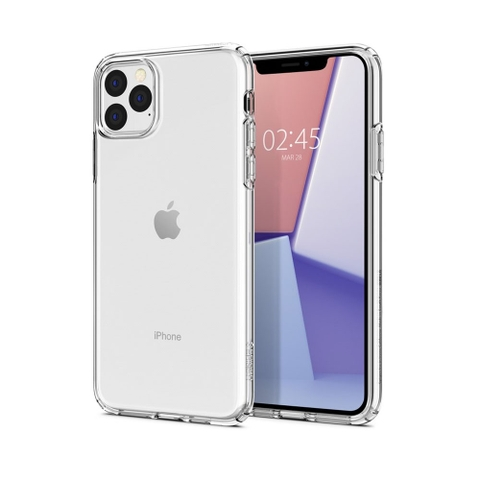 Ốp Lưng Spigen iPhone 11 Pro Max Crystal Flex