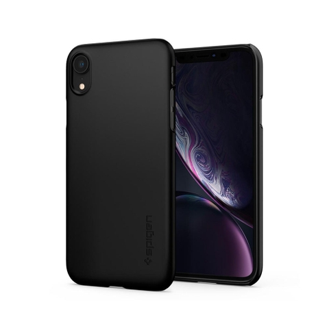 Ốp Lưng Spigen iPhone XR Thin Fit