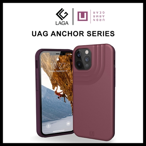 [U] Ốp Lưng UAG Anchor iPhone 12 / 12 Pro / 12 Pro Max