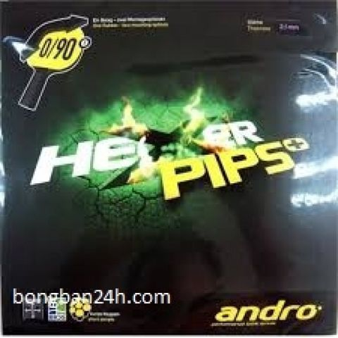 Andro Hexer Pips +