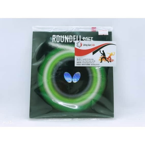 Butterfly Roundell Soft nội địa Nhật