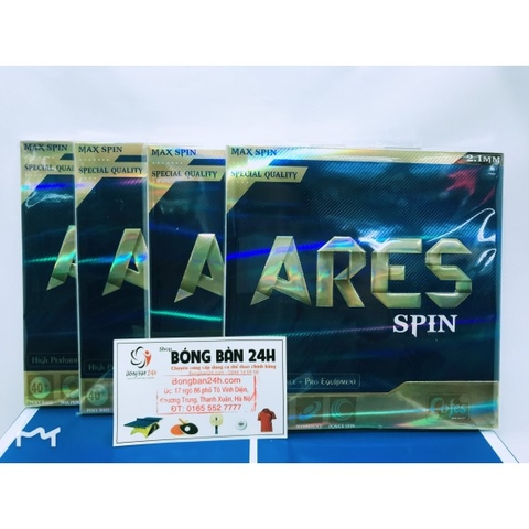Gofes Ares Spin